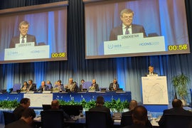Government Working To Improve Regulatory Framework, Minister Tells IAEA Conference