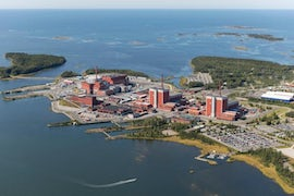 Finland Plant In Cold Shutdown As Repair Work Begins