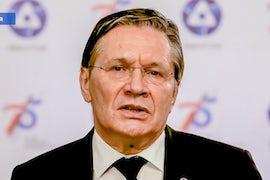 Rosatom Head Says Overseas Progress Not Marked By Covid Pandemic