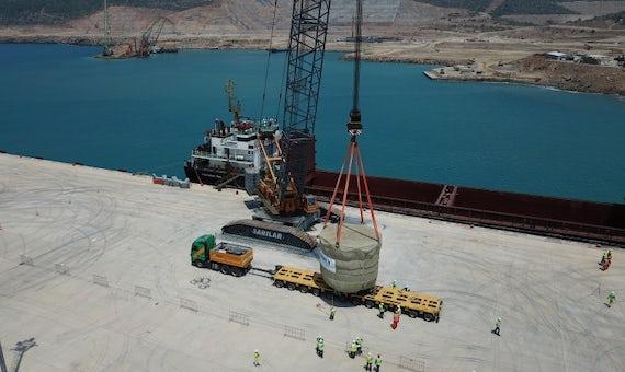 Russia's Sberbank To Provide $400 Million Loan For Turkish Reactors