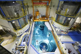First Fuel Loading Complete At Tianwan-5