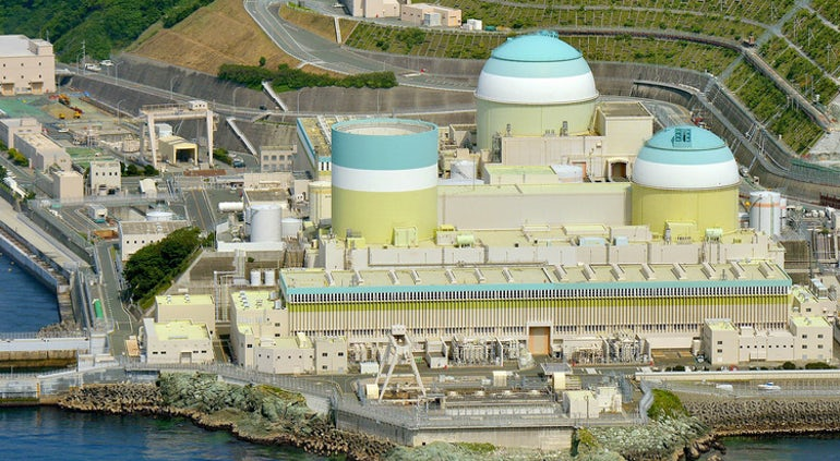 First MOX Fuel Removed From Ikata-3 Reactor