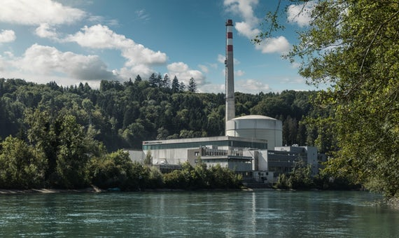 First Phase Of Decommissioning Begins At Mühleberg