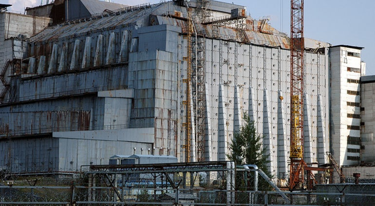 Paper Puts Forward New Hypothesis On Chernobyl Explosions