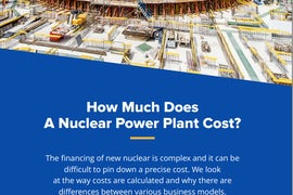 Special Report: How Much Does A Nuclear Power Plant Cost?