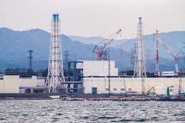 Japanese Government Confirms Plan To Release Treated Water Into Pacific Ocean