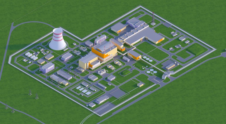 SCC Signs $412 Million Contract For Brest Fast Reactor Construction
