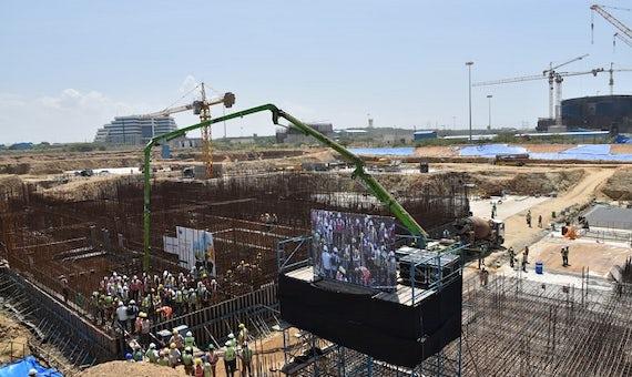Construction Begins Of Kudankulam-5 VVER-1000 Unit