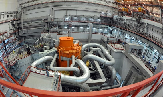 Russia 'One Step Closer' To Goal Of Closing Nuclear Fuel Cycle