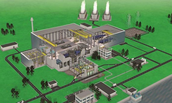 UKAEA Unveils 15 Sites Under Consideration To Host 'Step' Reactor