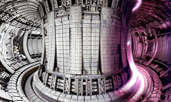 Jet Prepares To Start Pivotal Fuel Mix Tests For Iter