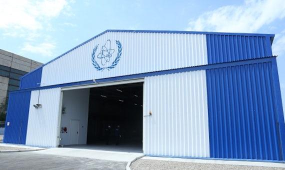Final Shipment Arrives At Agency's Kazakhstan Facility