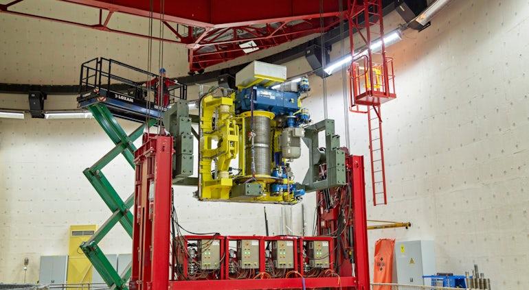 Finland Company Completes Refurbishment Of Research Reactor Crane