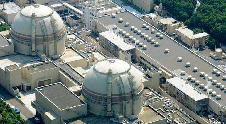 Only One Reactor Online As Ohi-4 Shuts Down For Maintenance