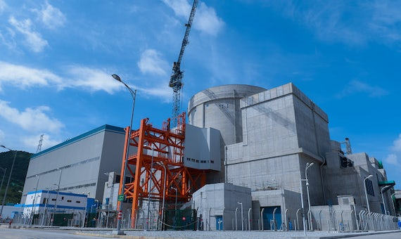 Nuclear Industry 'Looking For Ways To Cut Construction Times And Costs'