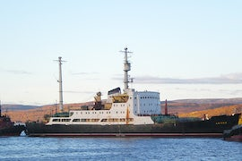 Removal Of Fuel Assemblies From Soviet-Era Ship Completed