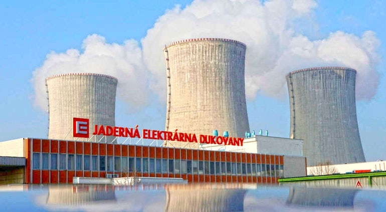 'Road Not Blocked' For Russia's Dukovany Nuclear Tender