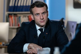 Macron Announces Plans For First SMR And Green Hydrogen From Nuclear Plants By 2030
