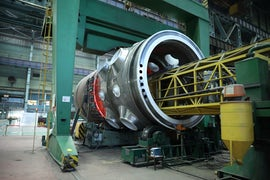 Atomenergomash Completes Welding Of Reactor Vessel For Turkey's Akkuyu-1 VVER