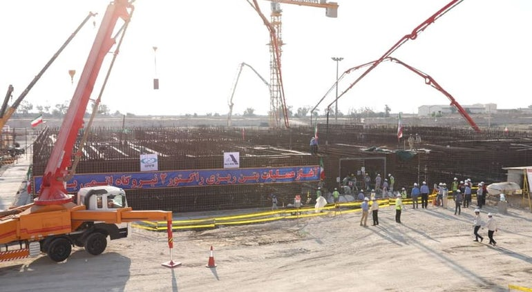 Iran Confirms Start Of Construction For Second Nuclear Plant