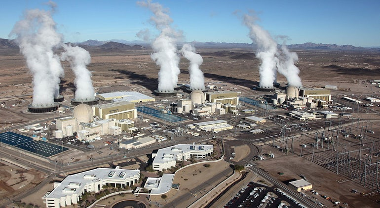 12 States Generate More Than 30% Of Electricity From Nuclear, Statistics Show
