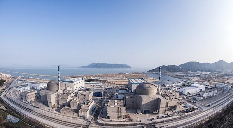 Taishan-2 Has Reached Full Generating Capacity, Says Framatome