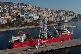 Netherlands-Based Fugro Completes Offshore Site Characterisation For Sinop