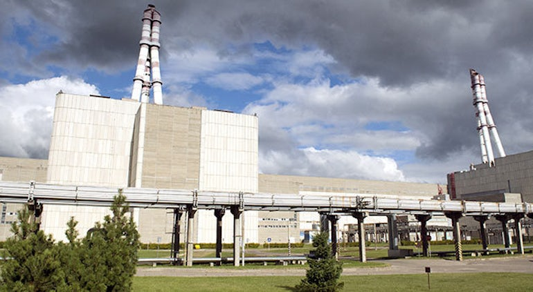 Environment Agency Gives Go-Ahead For Ignalina Reactor Dismantling