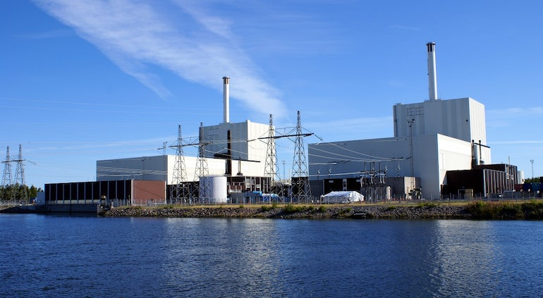 Swedish Regulator Approves Operation Following Power Uprate