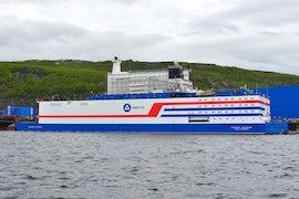 Rosenergoatom Concludes Formal Hand-Over Of Floating Plant