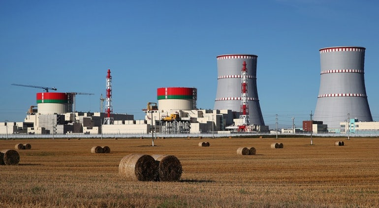 'Serious' Discussions Taking Place With Russia Over New Nuclear Reactors