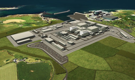 Government 'Remains Committed' To Wylfa Newydd Nuclear Project, Says Minister