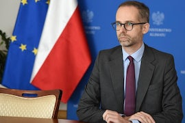 'One Of The Greatest Challenges We Face', Says Polish Official