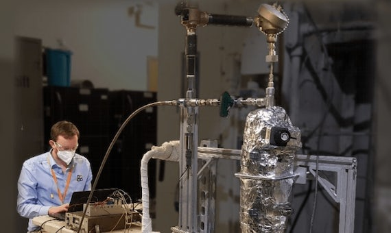Researchers Complete Testing Of Sensors For Small Light-Water Reactor Systems