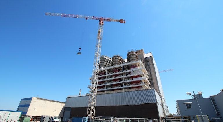 Sogin Begins Major Dismantling Project At Latina Nuclear Station