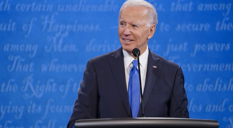 Nuclear Energy Industry Urges Biden To 'Continue Momentum'