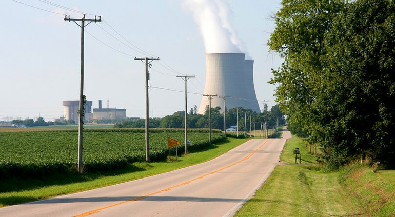 Illinois House Approves Energy Bill As Deadline Approaches For Byron Reactor Closures
