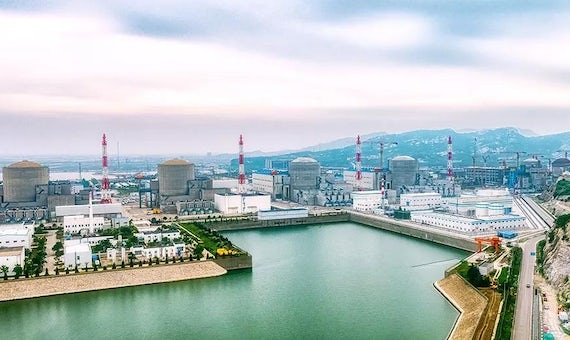 Number Of Operating Reactors Has Fallen, But Sector Expands In China