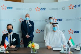 Enec And EDF Announce Intention To Cooperate On Nuclear R&D, Green Hydrogen