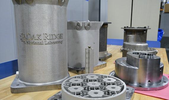 BWXT Makes Progress On 3D Printing Of Temperature-Resistant Reactor Components