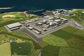Labour Manifesto Promises New Nuclear And Revival Of Wylfa Project