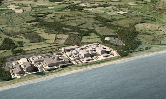 Government 'Close To Deal' To Exclude China From £20bn Sizewell C Project