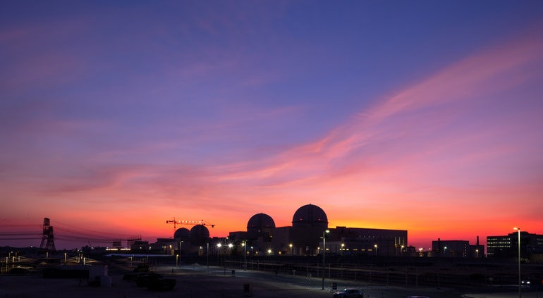 Operators Begin Fuel Loading At APR-1400 Plant In UAE