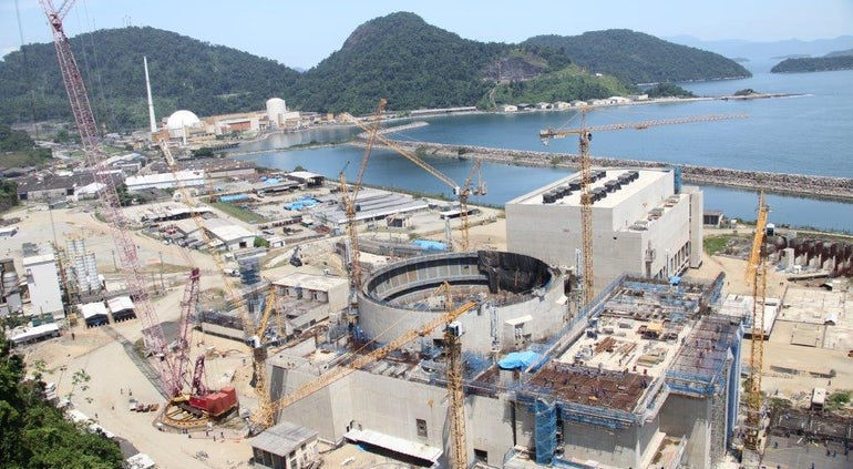 Angra-3 Completion Depends On Tariff Agreement, Says Eletrobras Eletronuclear President