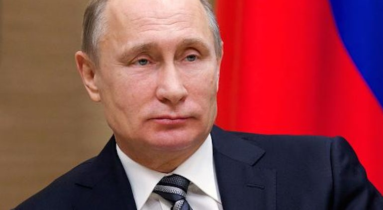 Putin Asks For 'Coordinated Position' On Use Of Thorium