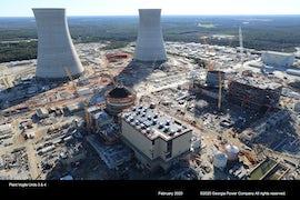 Georgia Power Completes Final Concrete Placement For Unit 3