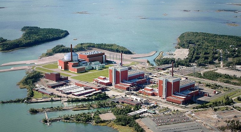 Electricity Production At Finland Nuclear Station Down Slightly On 2019