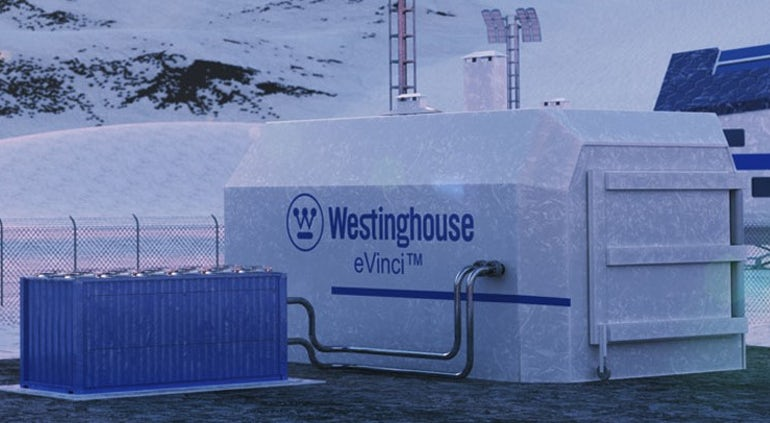 Bruce Power And Westinghouse To Explore Opportunities For eVinci Microreactor