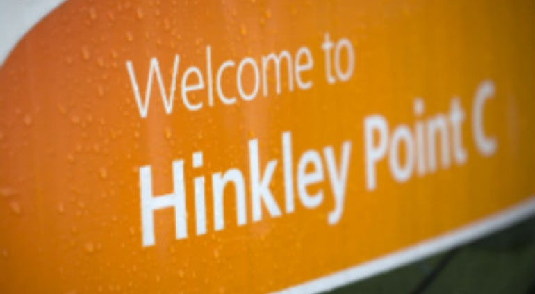 France's Economy Minister Says Hinkley Point C Will Go Ahead