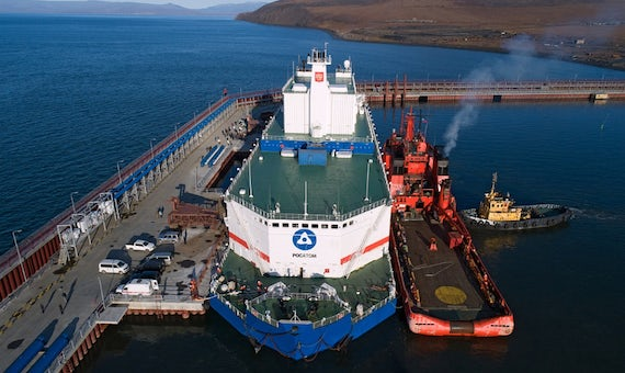 World's Only Floating Nuclear Station Begins Commercial Operation In Russia